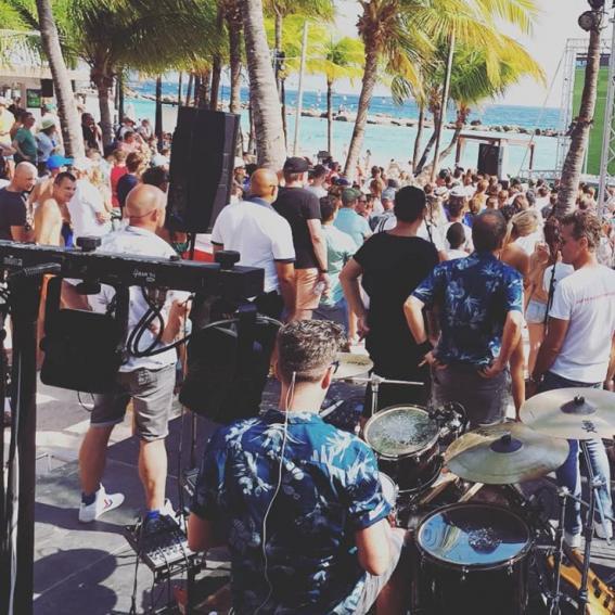 Madero Ocean Club, Curacao 2019
